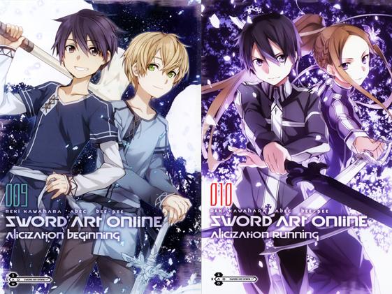 Sword Art Online – Volume 09 – 10