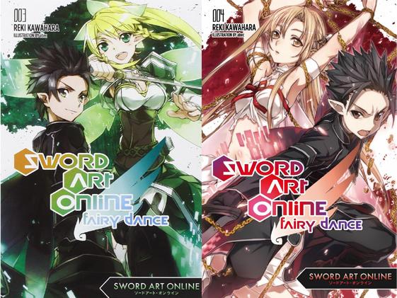 Sword Art Online - Volume 03 - 04
