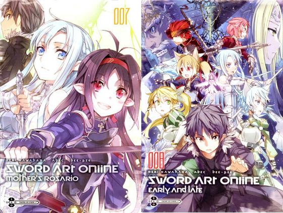 Sword Art Online - Volume 07 - 08