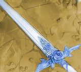 Blue Rose Sword - Sword Art Online Alicization