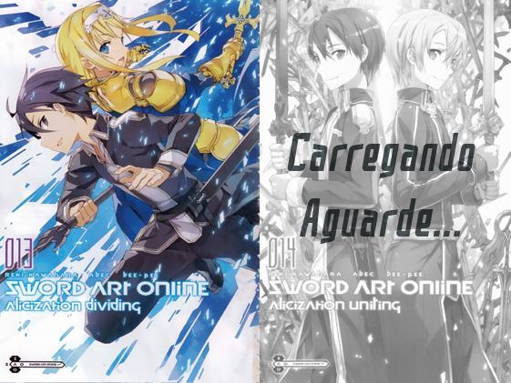 Sword Art Online – Volume 13 – 14
